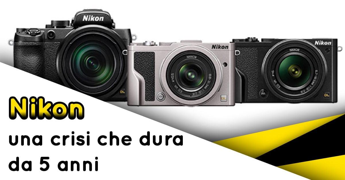 Nikon crisi