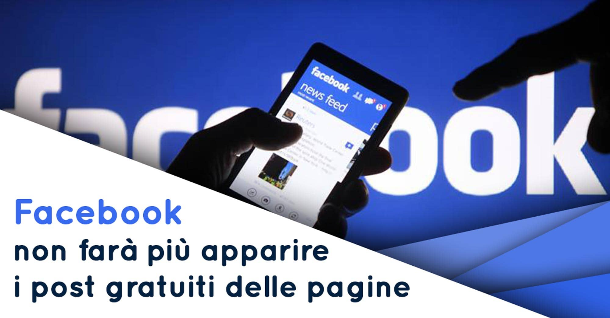 facebook, post pagine
