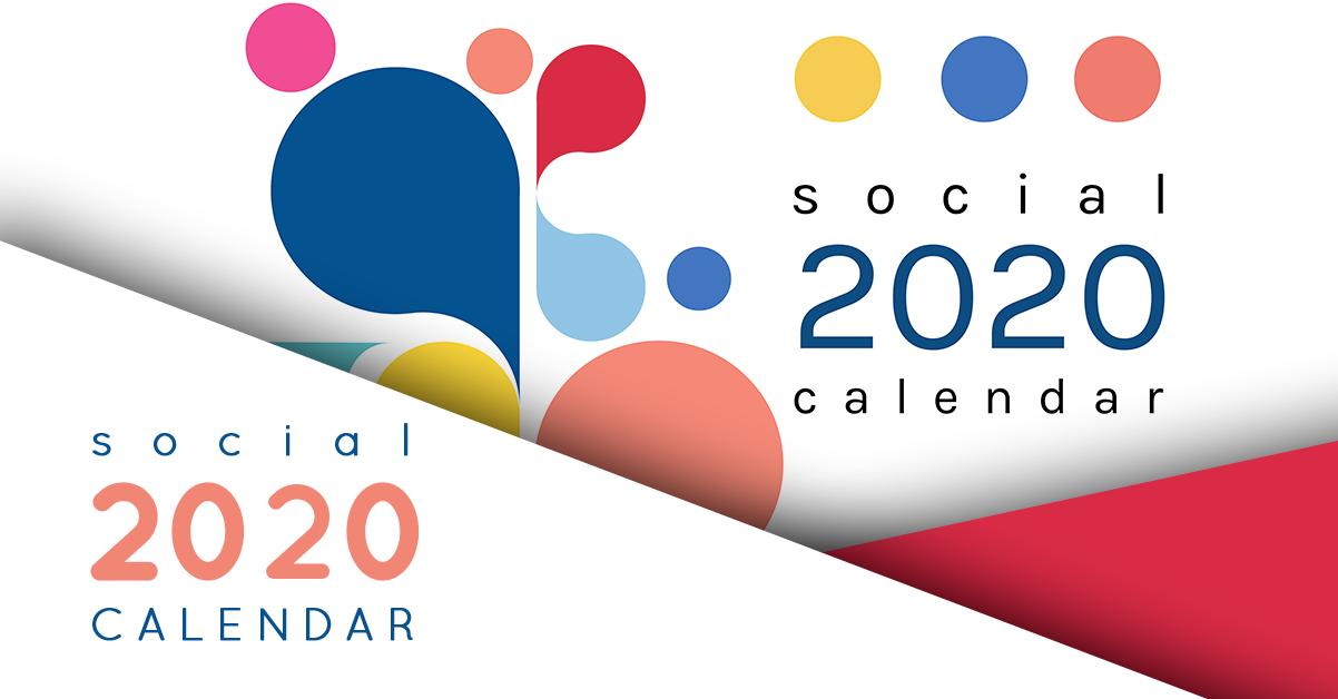 Social Media calendario